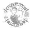 Betty Means Business